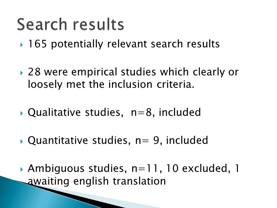 Search results 165 potentially relevant search results