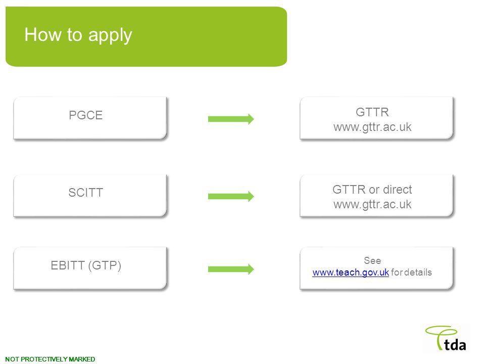 www.teach.gov.uk for details