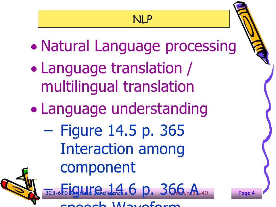 understanding natural language processing The definitive guide to natural language processing by javier couto october 29, 2015 15 min read the definitive guide to natural language processing a computer would deserve to be called intelligent if it could deceive a human into believing that it was human  nlp allows a machine to understand natural language, a task that was so far.