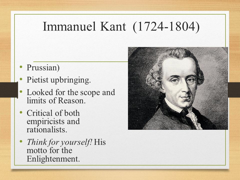 the freedom and reason in kant morality Kant and a culture of freedom  starting from culture toward morality, and not (as reason dictates)  reason is not freedom the argument kant gives is a.