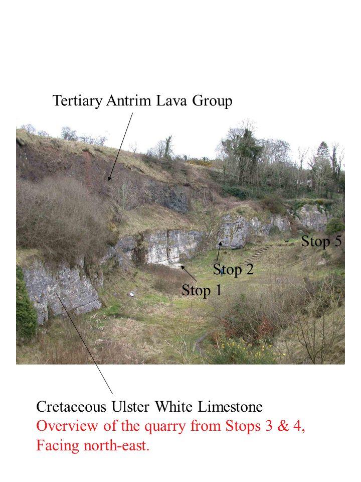 Tertiary Antrim Lava Group