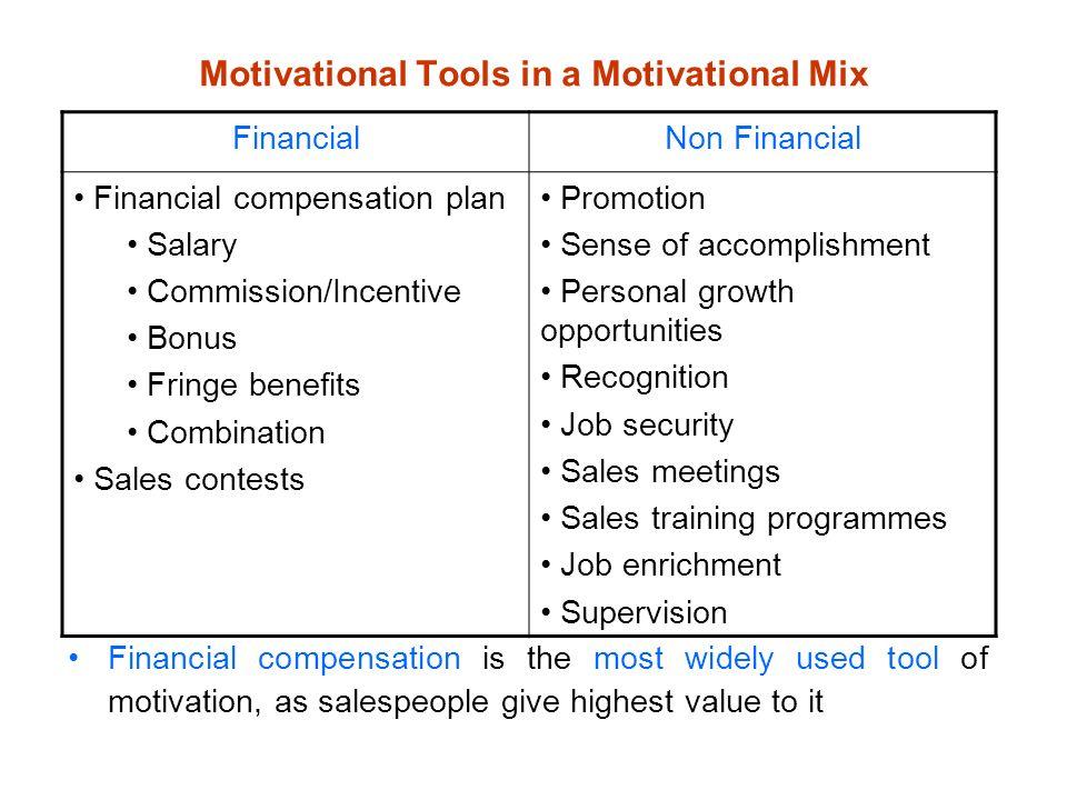 motivation plan