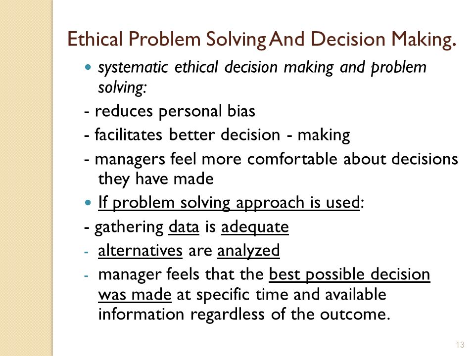solving moral problems Philosophers are building ethical algorithms to help the scenario exposes the moral tension between and are building algorithms to solve the problem.