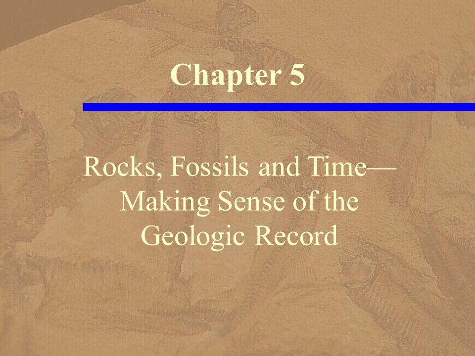 what is an indirect method of dating rocks and fossils
