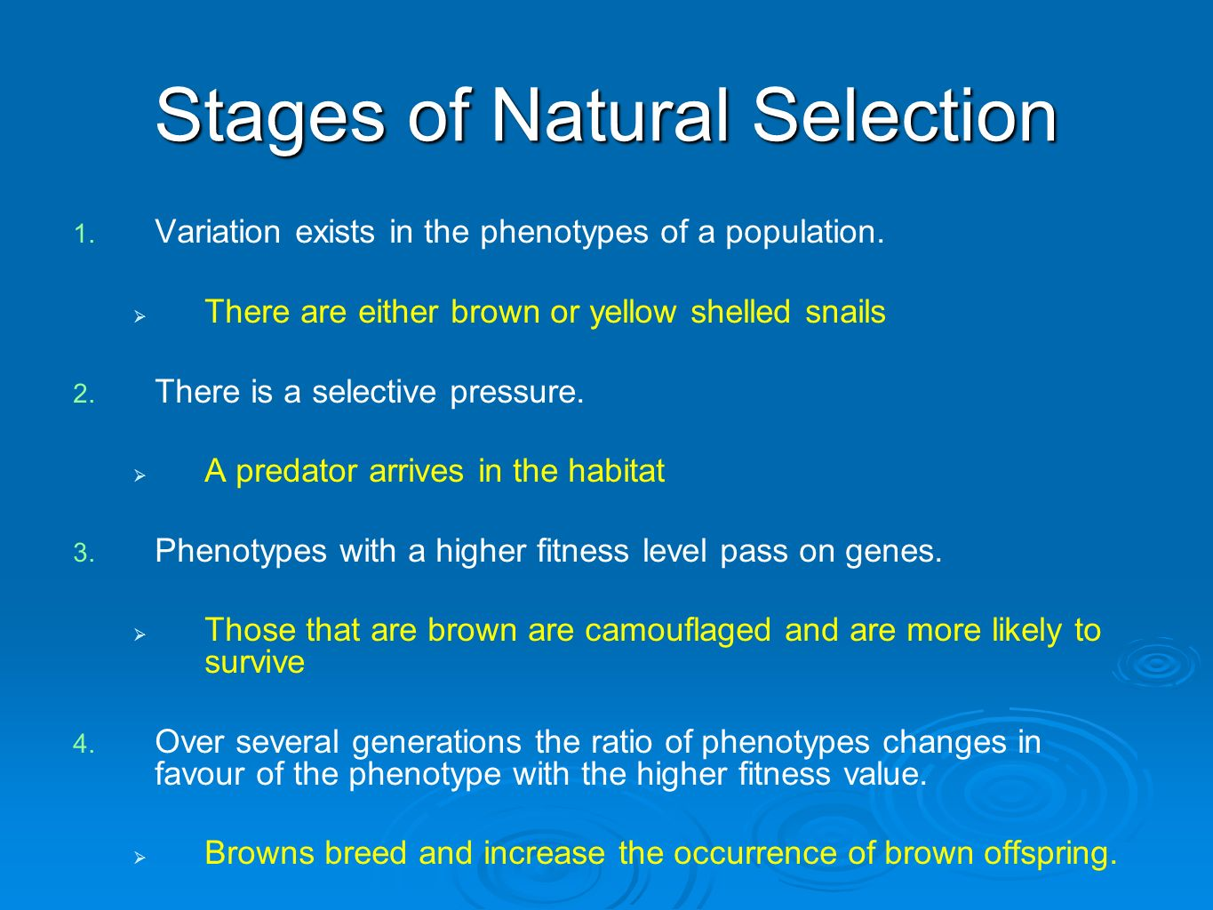 How Are Natural Selection And Artificial Selection Similar