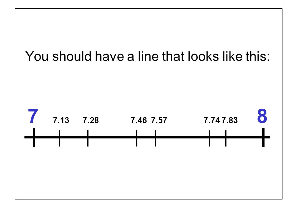 7 8 You should have a line that looks like this: