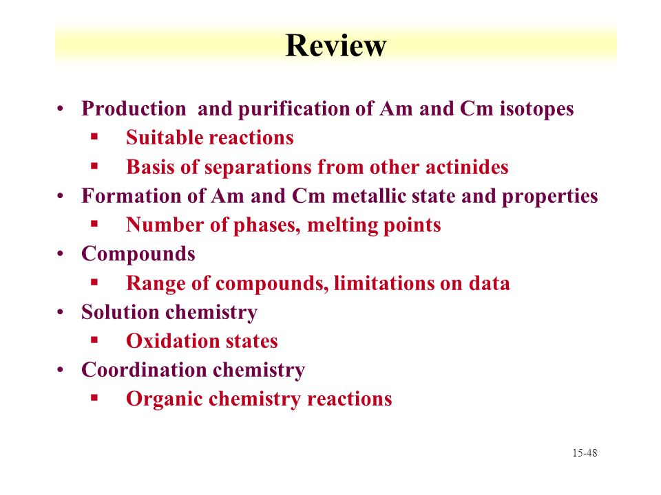 Chemical reactions are basis of our