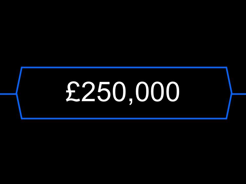 £250,000