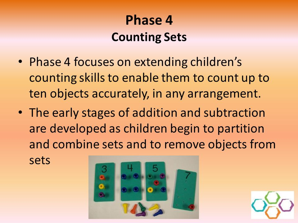 Phase 4 Counting Sets