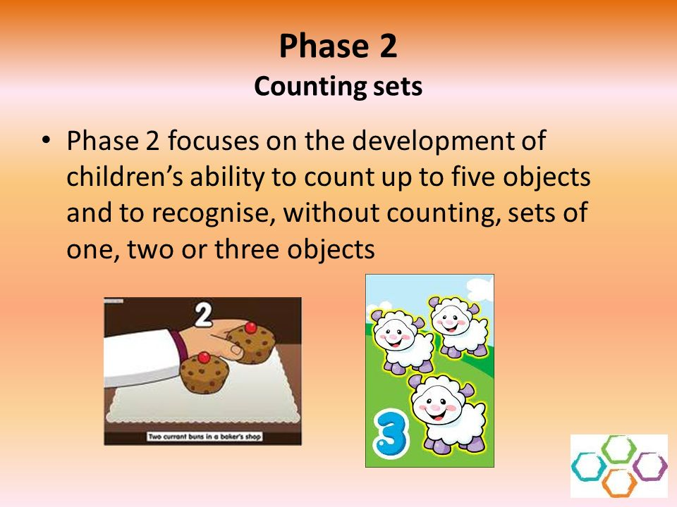 Phase 2 Counting sets