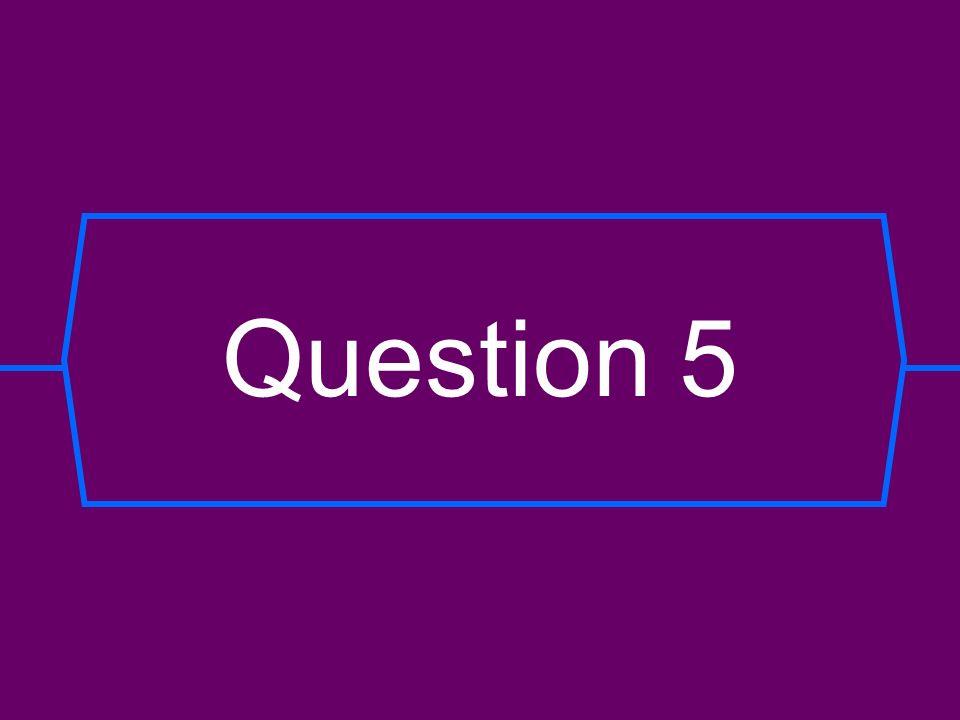Question 5