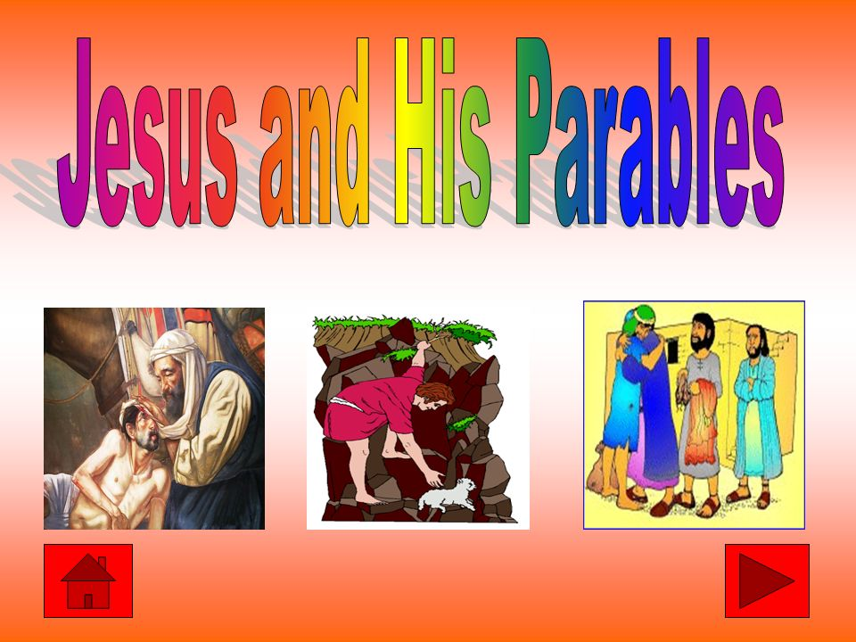 Jesus and His Parables