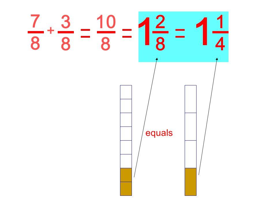 7 8 1 1 3 8 10 8 2 8 1 4 + equals