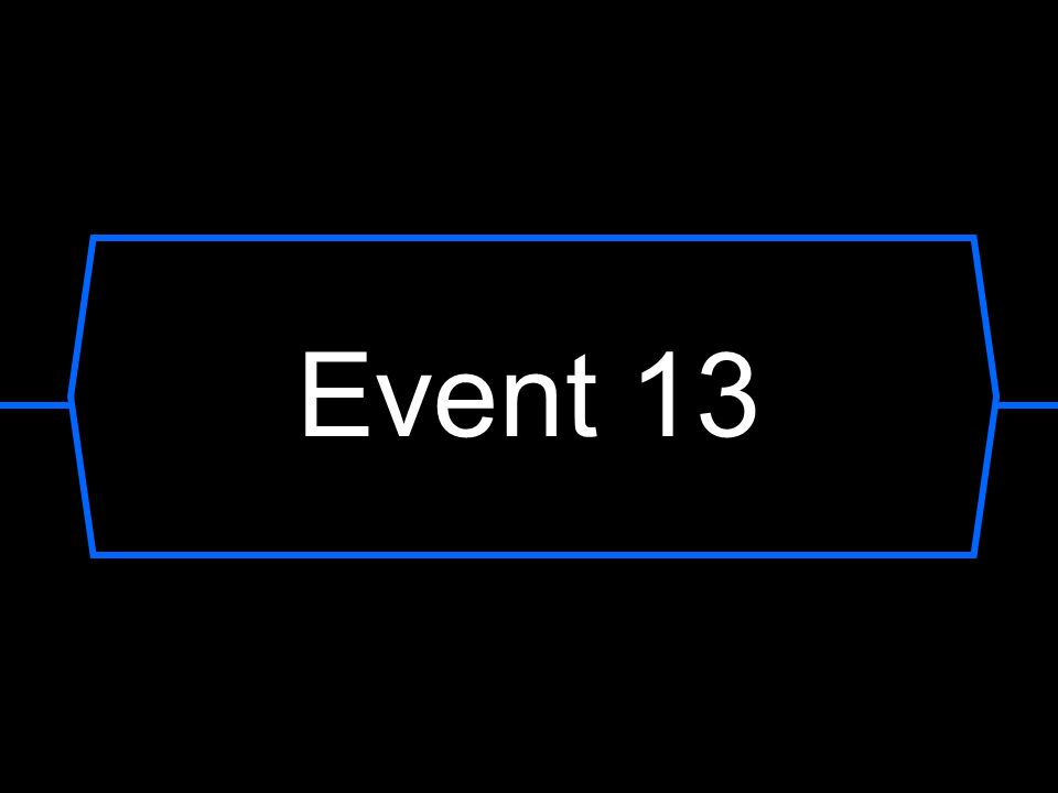 Event 13