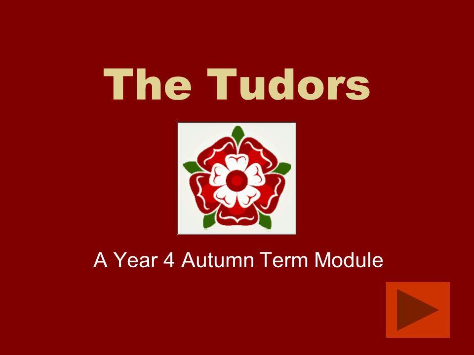 A Year 4 Autumn Term Module