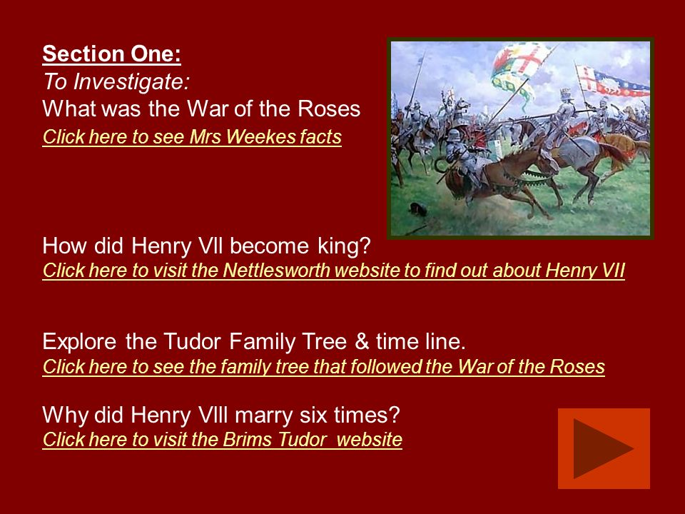 What was the War of the Roses