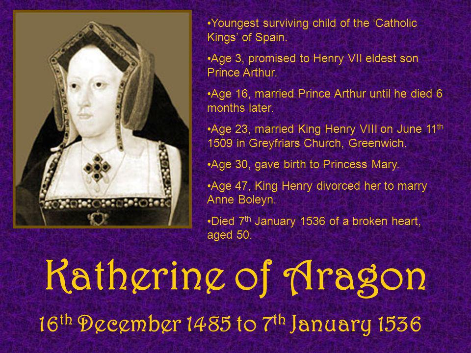 16th December 1485 to 7th January 1536