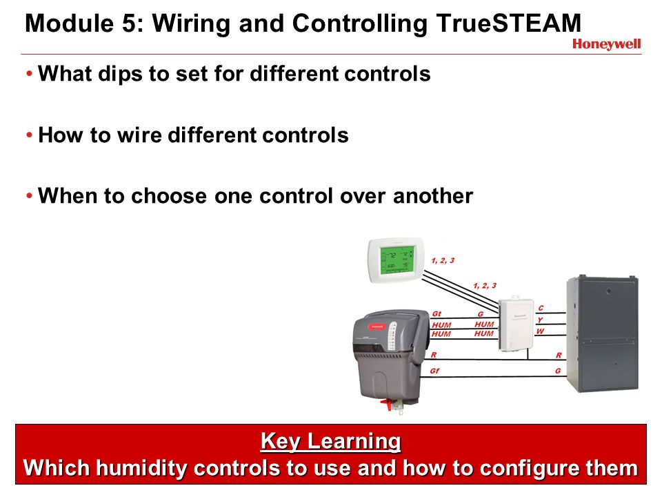 Module+5%3A+Wiring+and+Controlling+TrueSTEAM module 5 wiring and controls ppt download honeywell truesteam wiring diagram at eliteediting.co
