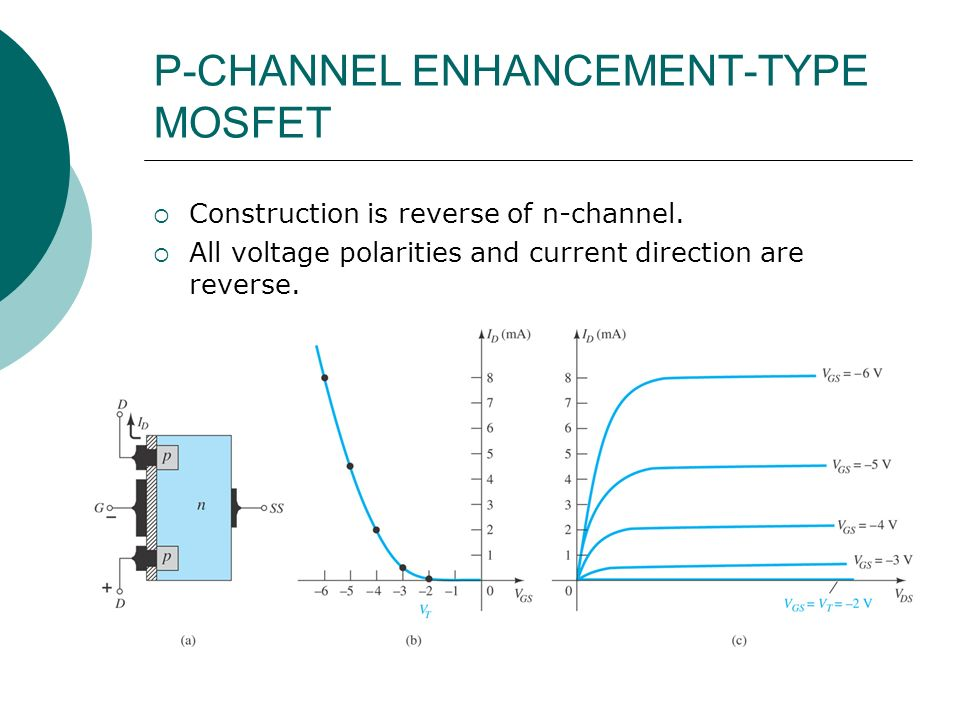 difference between d mosfet and e mosfet pdf