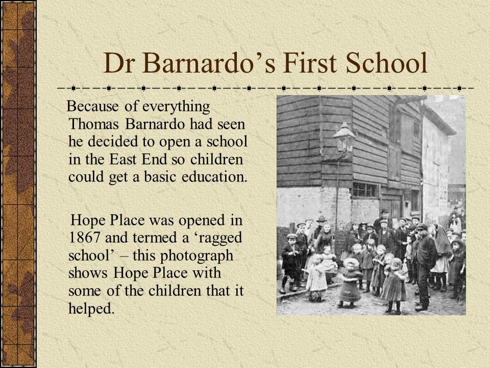 Dr Barnardo's First School