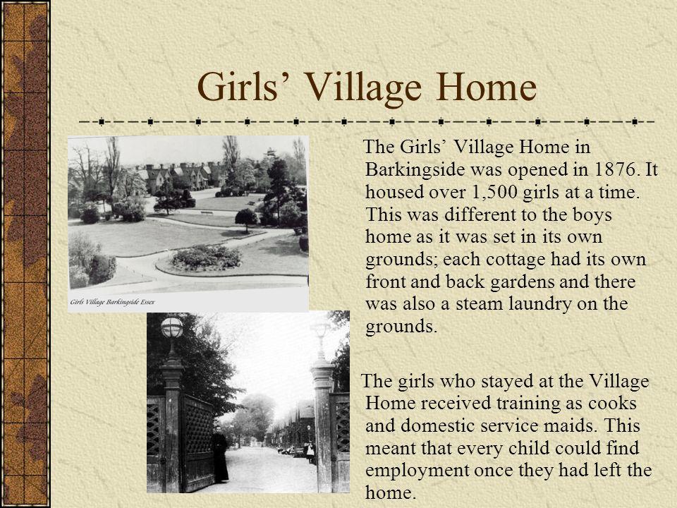 Girls' Village Home