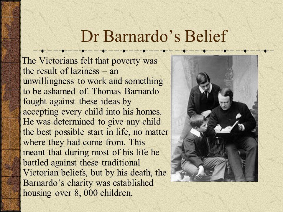 Dr Barnardo's Belief