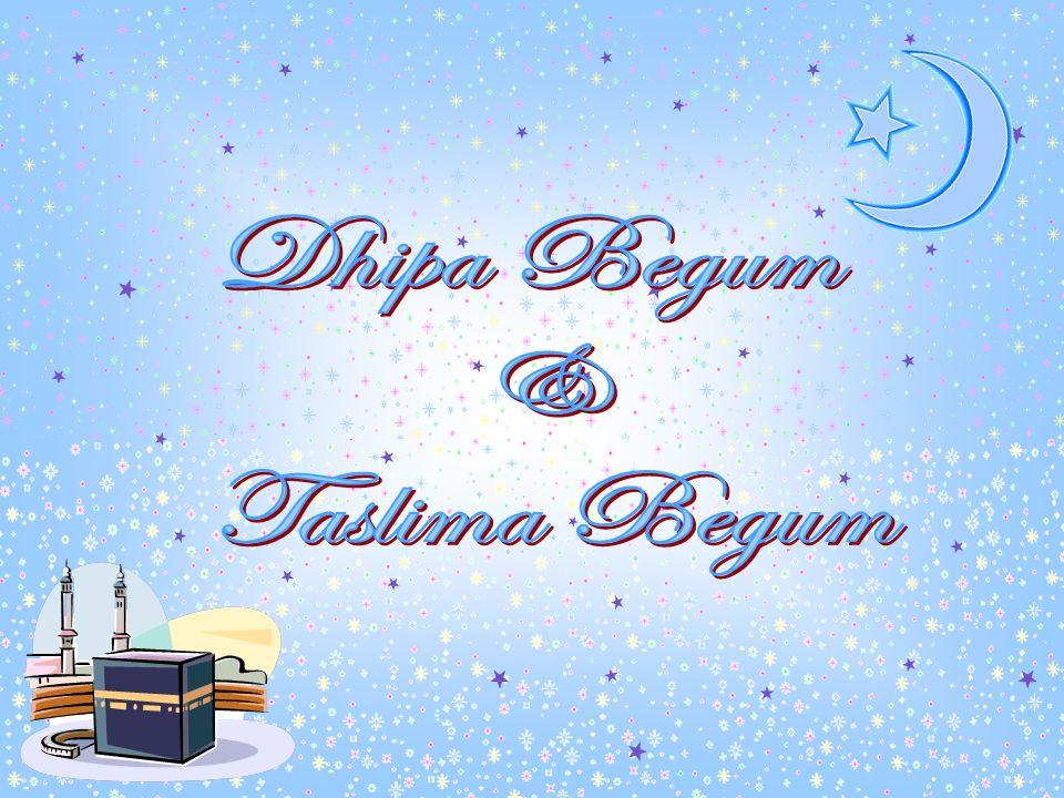 Dhipa Begum & Taslima Begum
