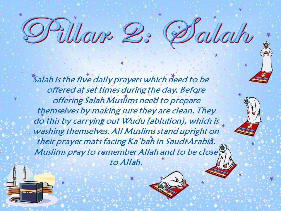 Pillar 2: Salah