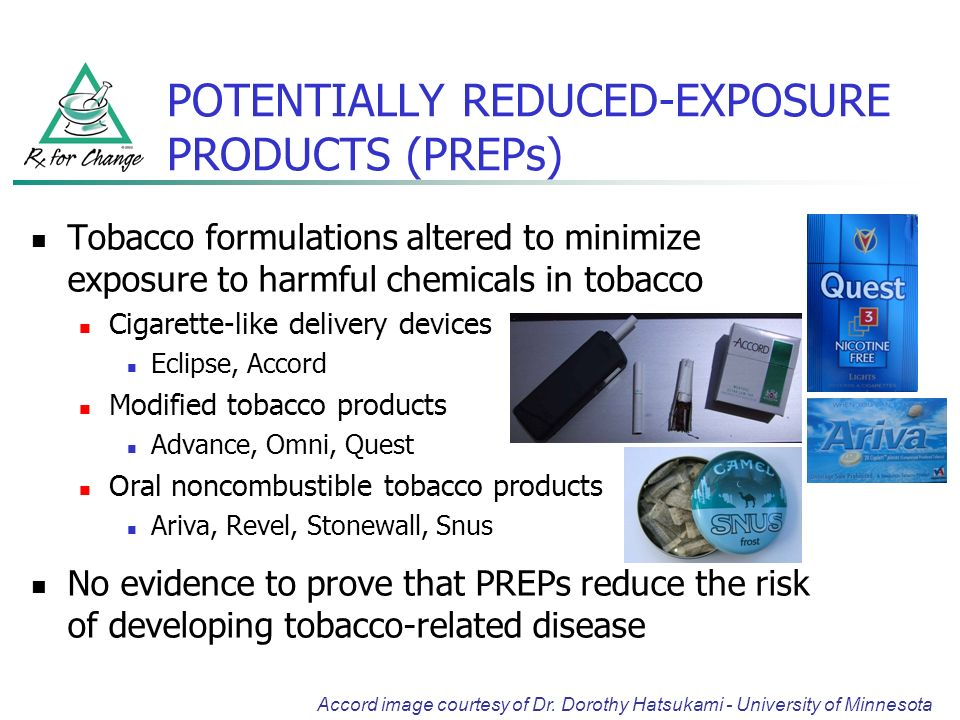 the harmful products provided by the tobacco industries Science and the law hazy on e-cigarettes  provided the supply doesn't  breached section 106a of the tobacco products control act 2006 which prohibits.