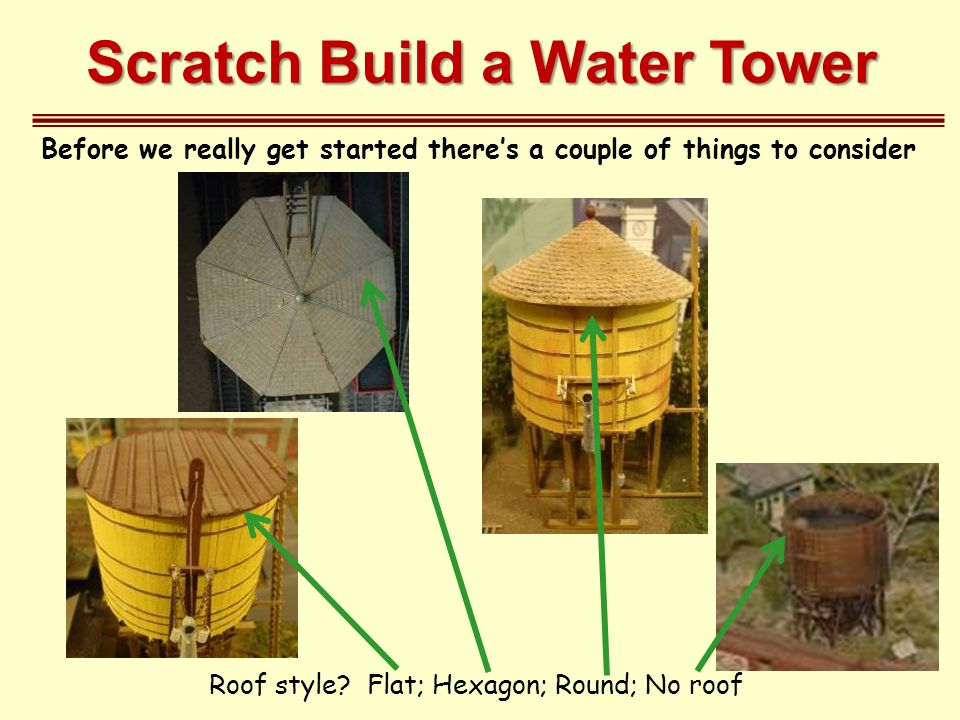 how to build a computer tower from scratch