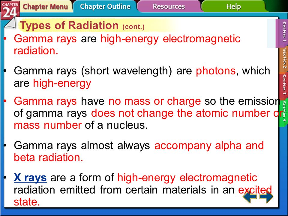 Section 24.1 Nuclear Radiation - ppt download