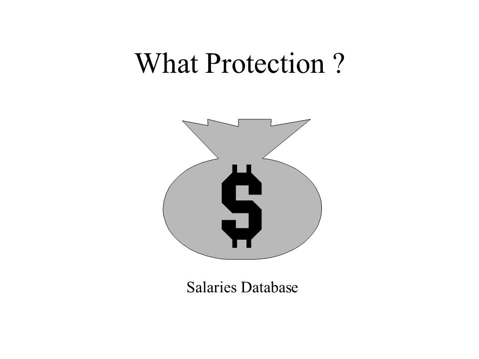 What Protection Salaries Database