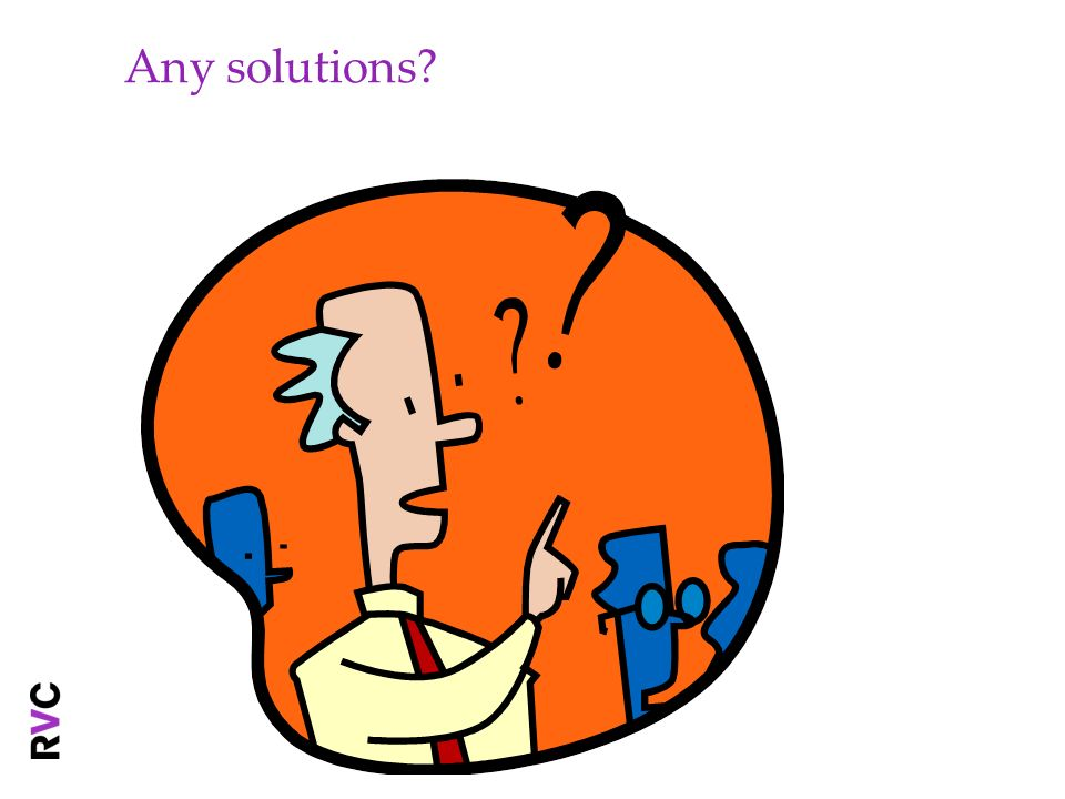 Any solutions