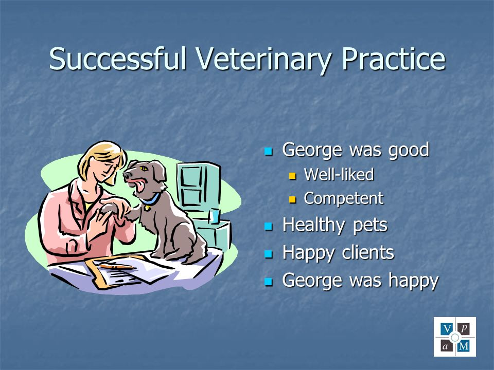 Successful Veterinary Practice