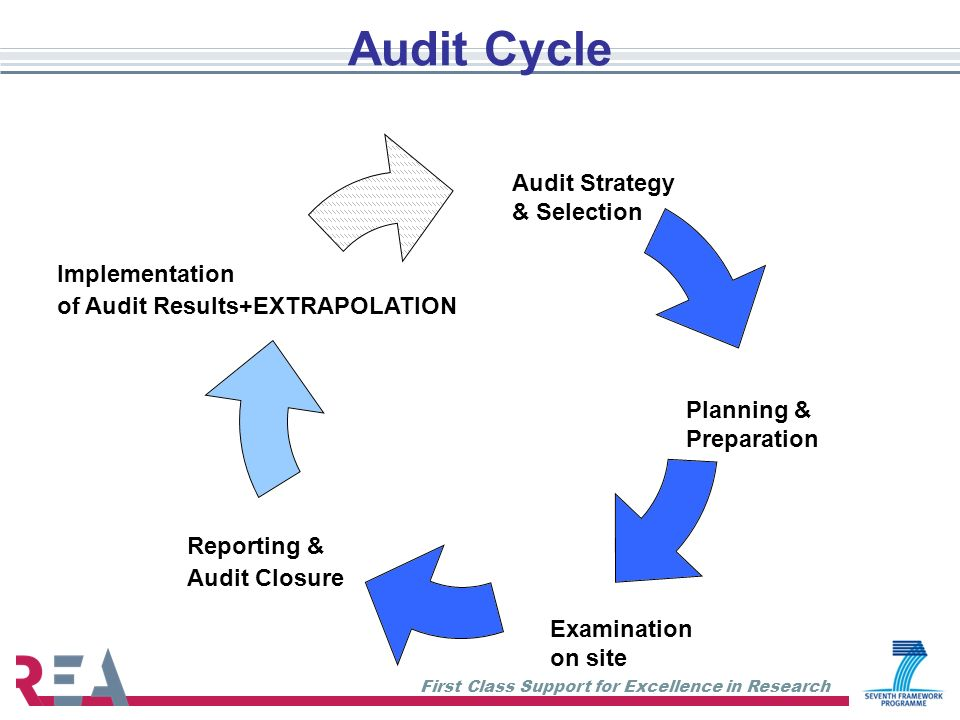 Audit Cycle Audit Strategy & Selection Implementation