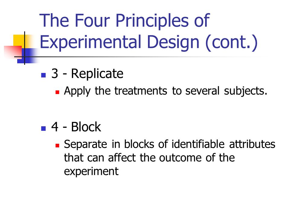 Principles Of Data Acquisition Experiment : Part iii gathering data ppt video online download