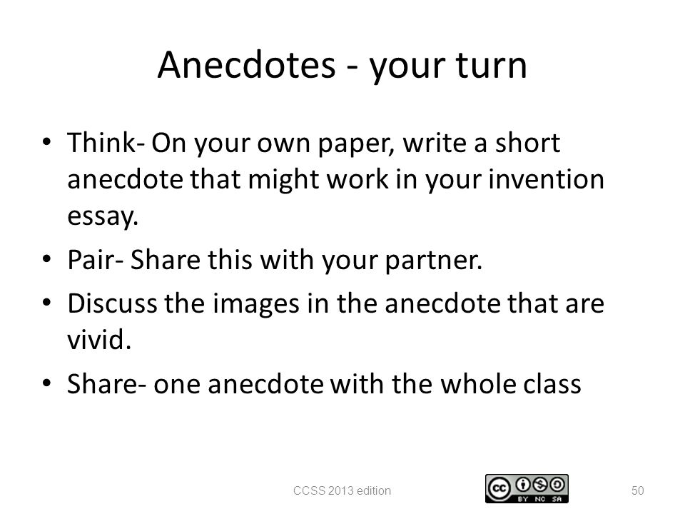 persuasive writing unit ~ essays in days ppt 50 anecdotes