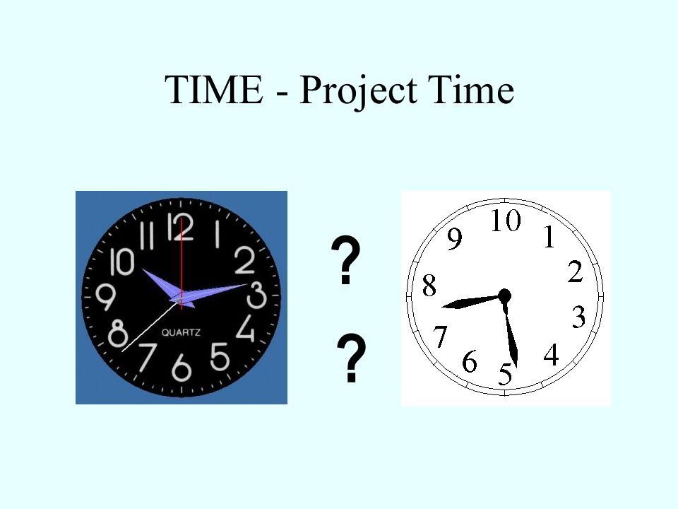 TIME - Project Time