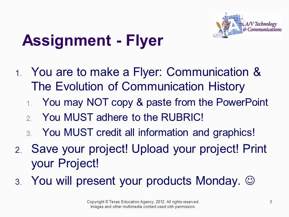 communication technologies assignment 1 Level 5 assignment 8 communications 5 assignment 8 communications technology assignment 8 communications technology 1 way communication 2 way.