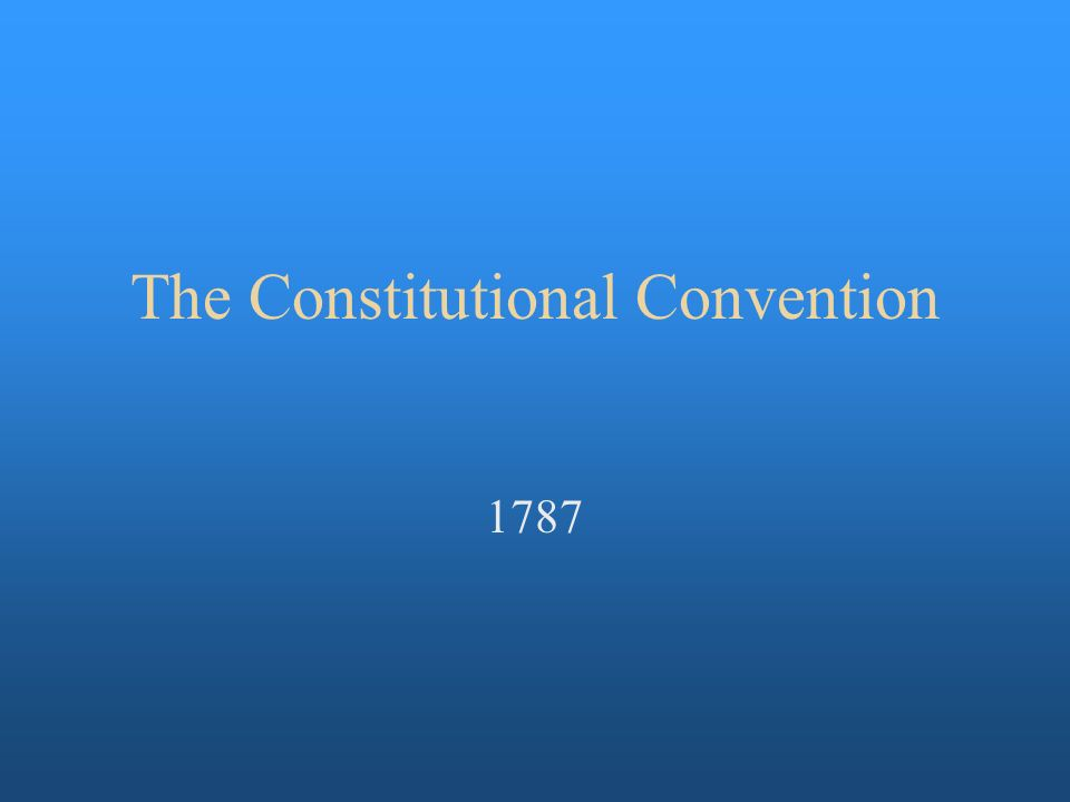 bundle of compromises The evidence provided in the preceding discussion supports my belief of the statement the constitution is a bundle of compromises for each problem that.