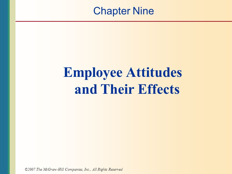 employee attitude and job satisfaction ppt Concept of attitudes & job satisfactionppt - download as powerpoint presentation (ppt), pdf file (pdf), text file (txt) or view presentation slides online.