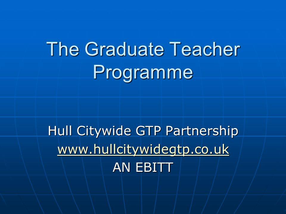 The Graduate Teacher Programme