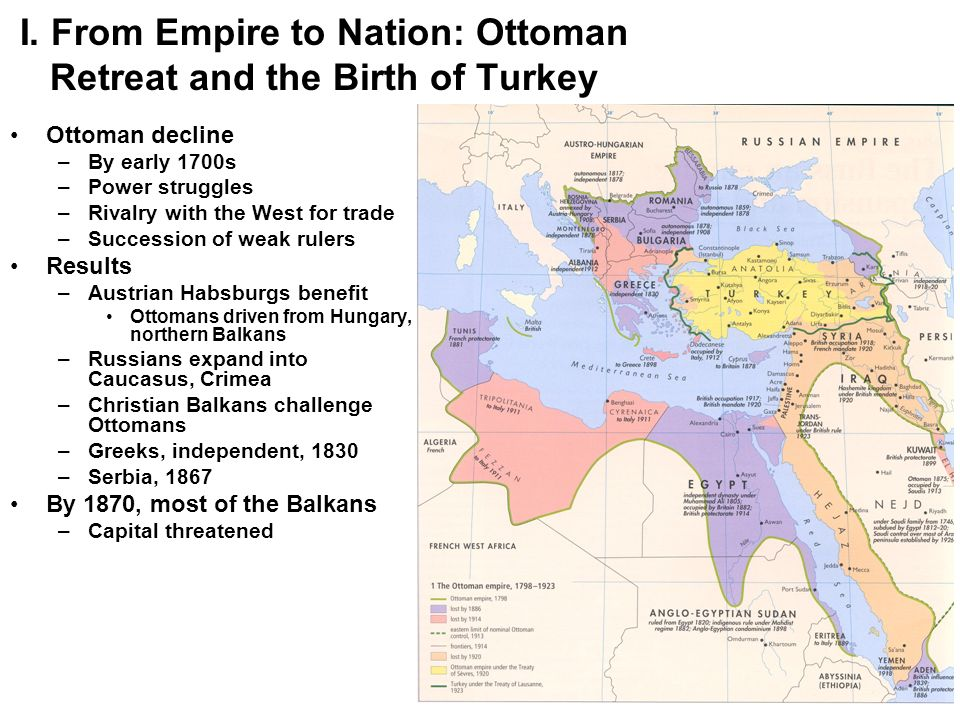 ottaman and qing empires