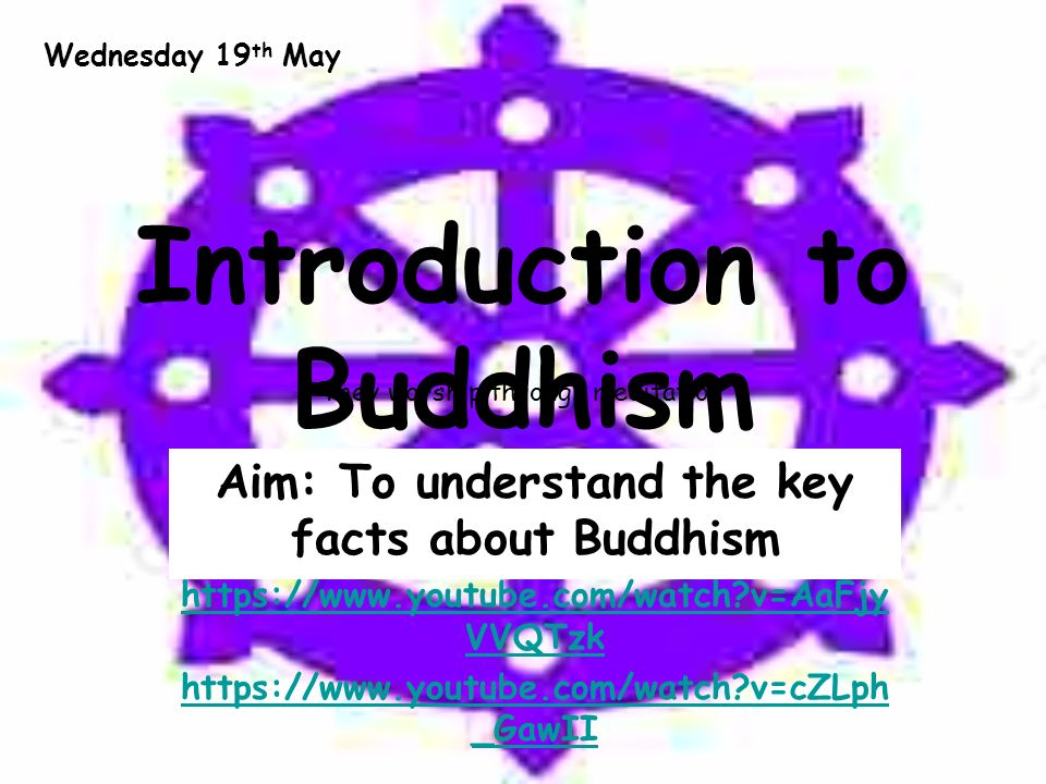 Introduction to Buddhism - ppt download