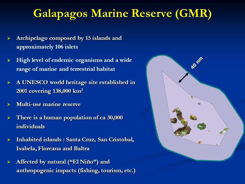 Galapagos Marine Reserve (GMR)