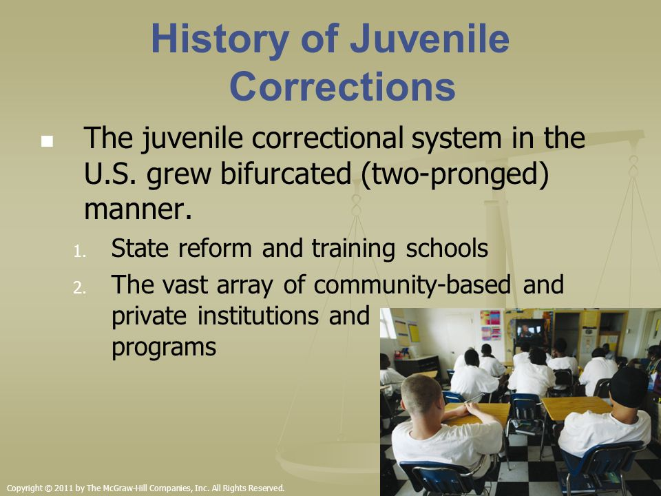 jails prisons and community based corrections Developing a new paradigm for correctional policy  the future of youth justice:  a community-based alternative to the youth prison model | 3.