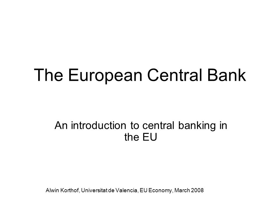 an introduction to euro banking Taking payments from europe with sepa - an introduction  thanks to the introduction of the single european payments area  add your euro bank account on your.