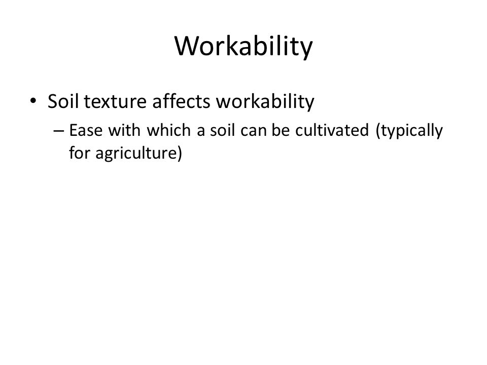 Soil Foundation for Land Ecosystems ppt video online download – Soil Texture Triangle Worksheet