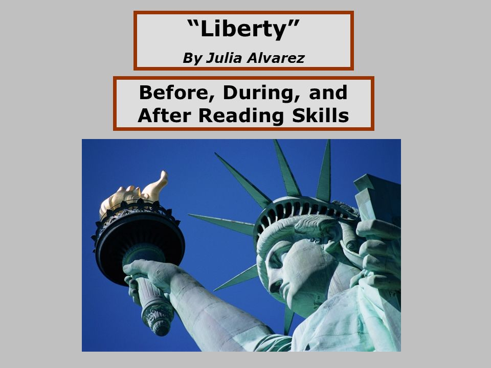 essay at liberty by simply julia alvarez