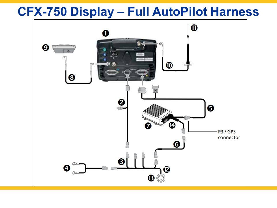 trimble cfx 750 cabling guide